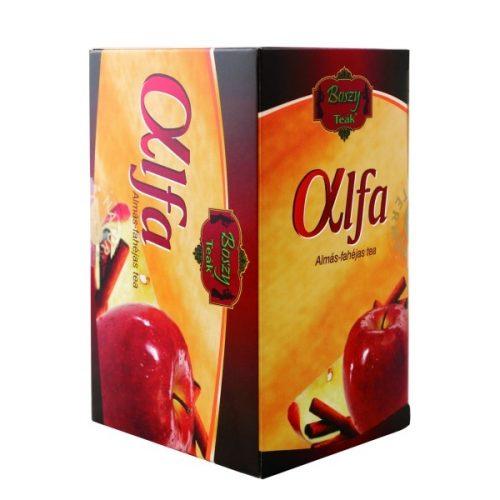 Gyógyfű Boszy ALFA Almás-fahéjas tea 20 db filter 20x2 g