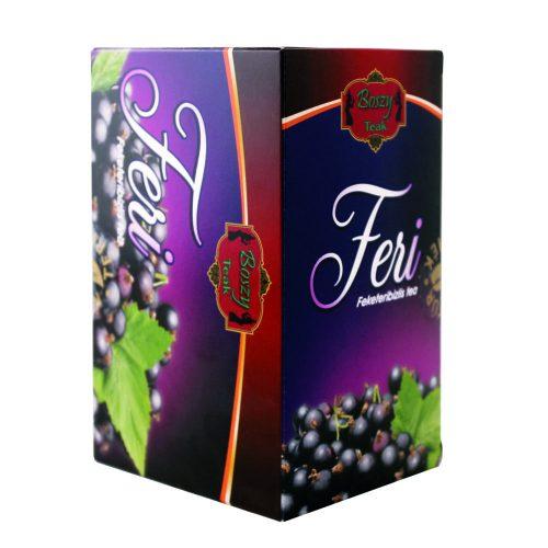Gyógyfű Boszy FERI Feketeribizlis tea 20 db filter 20x2 g