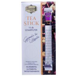 Gyógyfű Boszy RUMOS-CSERESZNYÉS Gyümölcs tea válogatás 15 db szivarfilter 15x2 g