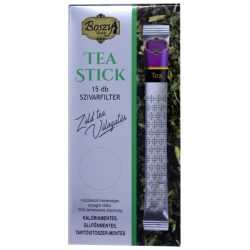 Gyógyfű Boszy GINKO NARANCSOS Zöld tea válogatás 15 db szivarfilter 15x2 g