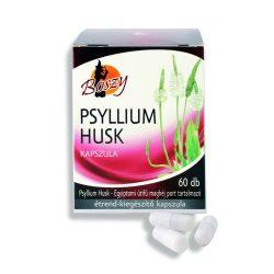 Gyógyfű Boszy PSYLLIUM HUSK kapszula 60db étrendkiegészítő
