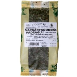 Gyógyfű VARGÁNYAGOMBÁS VADRAGU 1. Fűszerkeverék 50 g