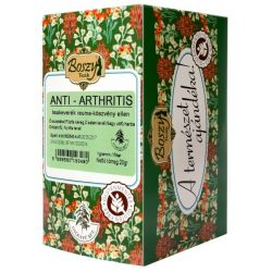 Gyógyfű Boszy ANTI-ARTHRITIS teakeverék 20 db filter 20x1 g