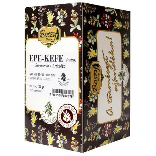 Gyógyfű Boszy EPE-KEFE extra tea 20 db filter 20x1,25 g