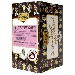 Gyógyfű Boszy REFLUX-GORB teakeverék 20 db filter 20x1,15 g