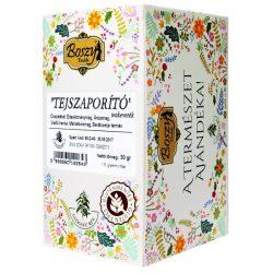 Gyógyfű Boszy TEJSZAPORÍTÓ teakeverék 20 db filter 20x1,5 g