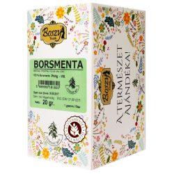 Gyógyfű Boszy BORSMENTA tea 20 db filter 20x1 g