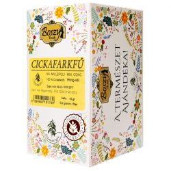 Gyógyfű Boszy CICKAFARKFŰ tea 20 db filter 20x0,9 g