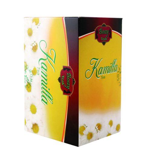 Gyógyfű Boszy KAMILLA tea 20 db filter 20x1 g