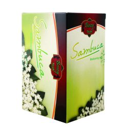 Gyógyfű Boszy SAMBUCA tea Bodzavirág 20 db filter 20x1 g