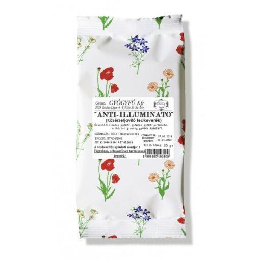 Gyógyfű ANTI-ILLUMINATO szálas teakeverék 50 g