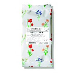 Gyógyfű DETOX-REX MÁJVÉDŐ szálas teakeverék 50 g