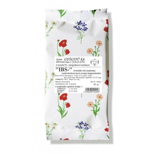 Gyógyfű IBS SZÉKREKEDÉS szálas teakeverék 50 g