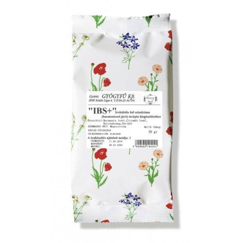 Gyógyfű IBS HASMENÉS szálas teakeverék 50 g