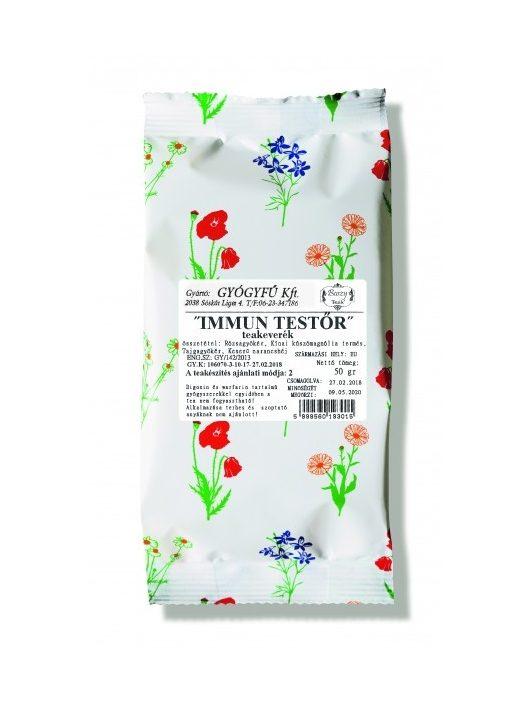 Gyógyfű IMMUN TESTŐR szálas teakeverék 50 g