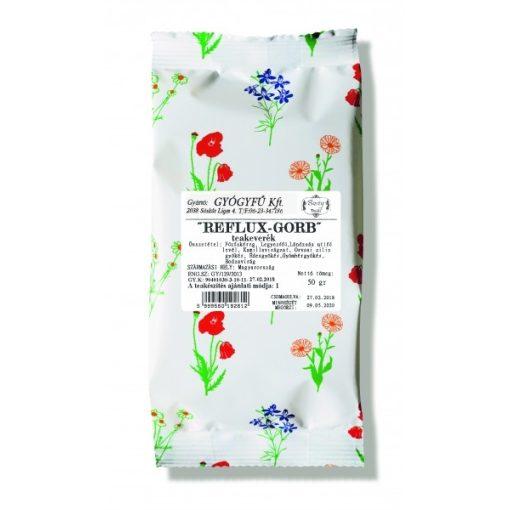Gyógyfű REFLUX GORB szálas teakeverék 50 g