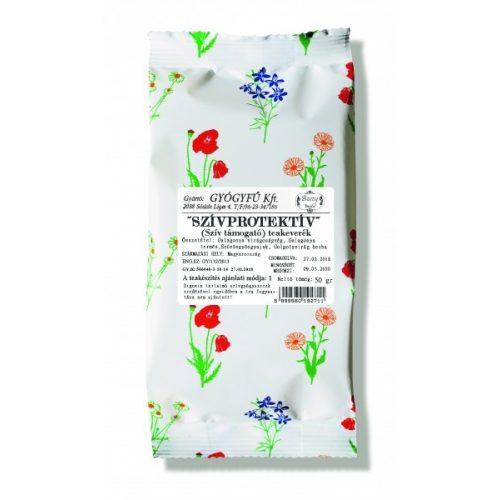 Gyógyfű SZÍVPROTEKTÍV szálas teakeverék 50 g