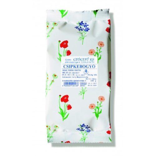 Gyógyfű CSIPKEBOGYÓ szálas tea 100 g