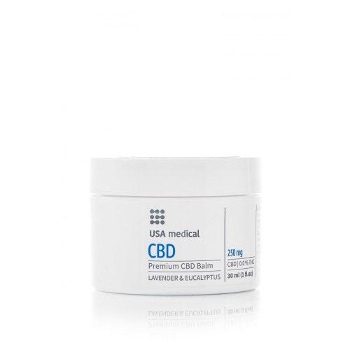 USA Medical CBD balzsam 250 mg 30ml