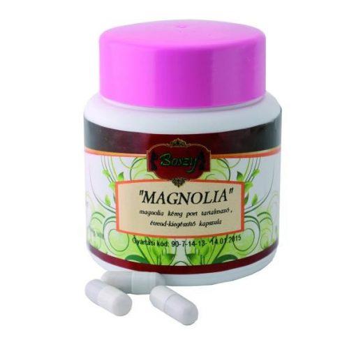 Gyógyfű Boszy Magnólia